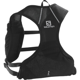 Salomon Agile Nocturne 2 Rucksack Set black